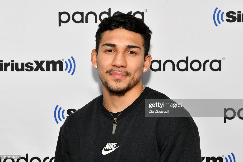 Celebrities Visit SiriusXM - November 20, 2019 : ニュース写真