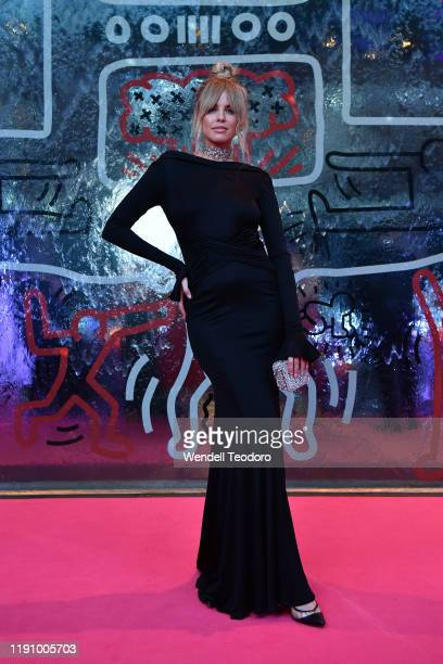 Tegan Martin attends the NGV Gala 2019 at the National Gallery of Victoria on November 30 2019 in Melbourne Australia