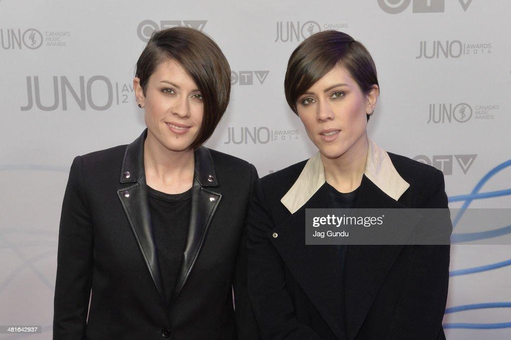 2014 Juno Awards - Arrivals