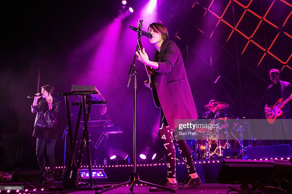 Tegan And Sara In Concert - Seattle, WA