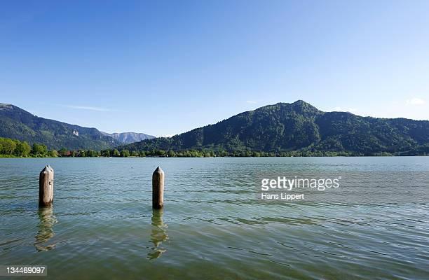 Tegernsee lake, Upper Bavaria, Bavaria, Germany, Europe