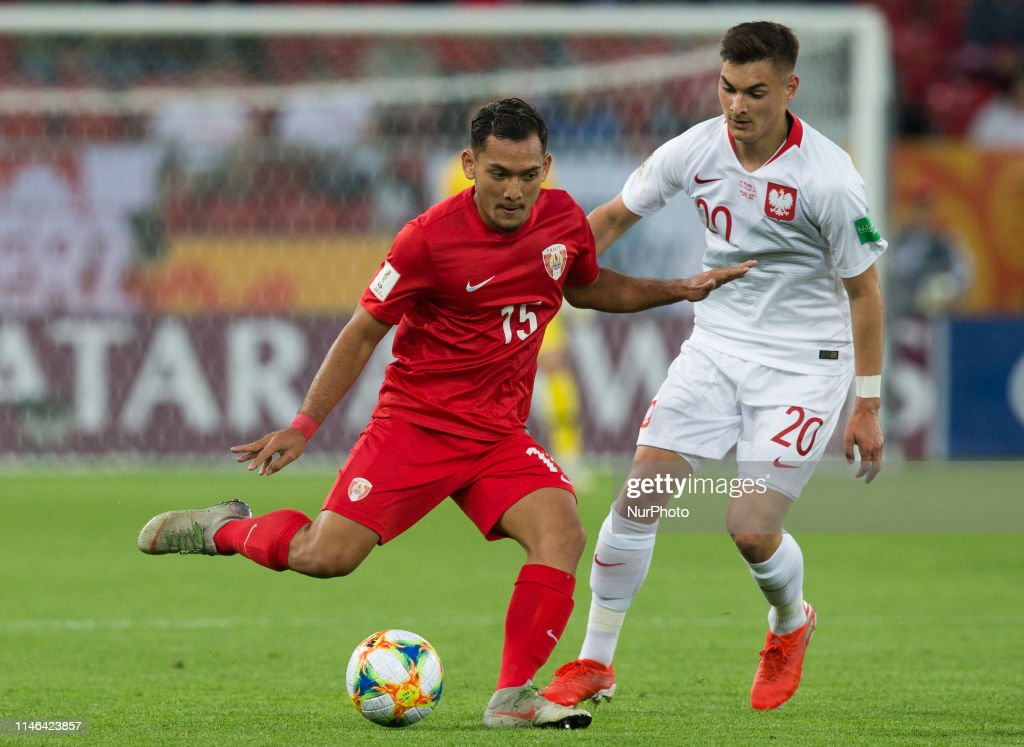 Poland v Tahiti: Group A - 2019 FIFA U-20 World Cup : ニュース写真