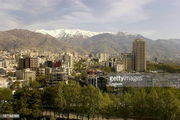 Teheran Stadt