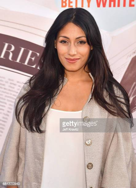 Tehmina Sunny at the LA Premiere of If You're Not In The Obit Eat Breakfast from HBO Documentaries on May 17 2017 in Beverly Hills California