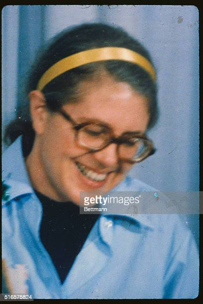 Elizabeth Ann Swift of Washington DC one of the United States hostages being held in Iran