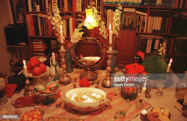 Haft Sîn or the seven 'S's is a major tradition of Nowruz the traditional Iranian new year The haft sin table includes seven items specifically...