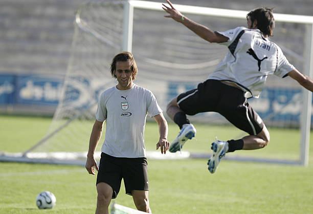 Reza Soccer Player