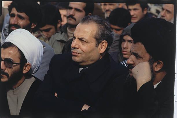 Ali Akbar Moinfar Attending Prayer Service