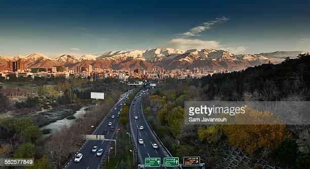 Tehran Morning