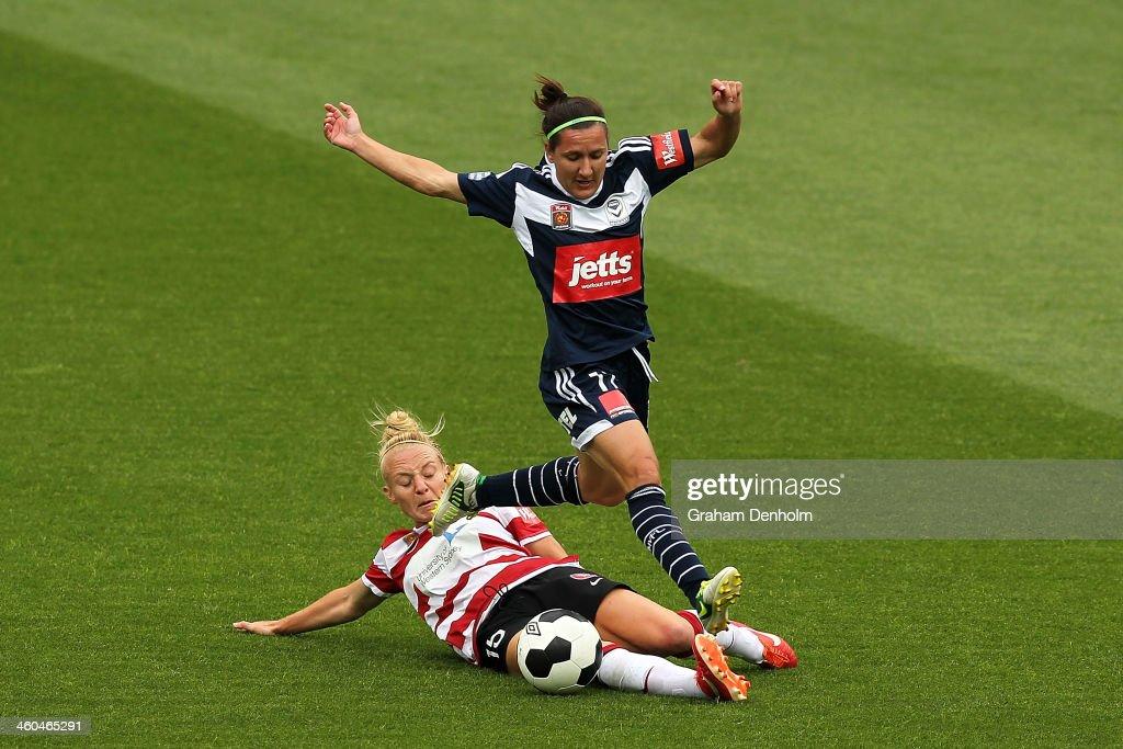 W-League Rd 7 - Melbourne v Western Sydney