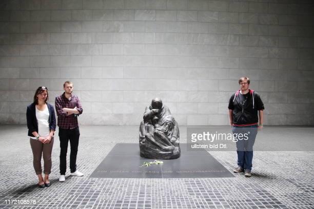 Teilnehmer aus Deutschland Grossbritannien und Frankreich einer Tagung über Gedenkkultur zum ersten Weltkrieg 1 Weltkrieg WK1 aufgenommen in der...