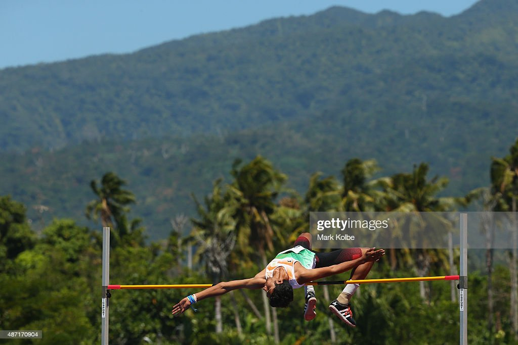 WSM: 2015 Commonwealth Youth Games - Day 1