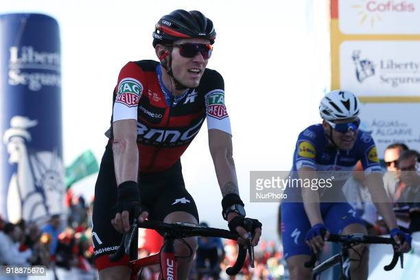 Tejay Van Garderen of BMC Racing Team during the 2nd stage of the cycling Tour of Algarve between Sagres and Alto do Foia on February 15 2018