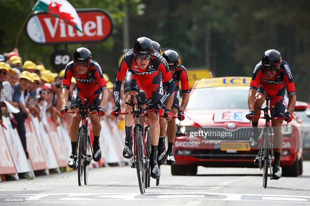 Le Tour de France 2015 - Stage Nine : Photo d'actualité