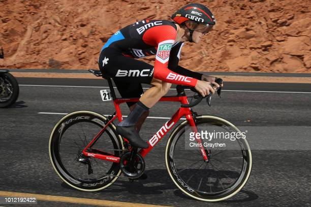 Tejay van Garderen of The United States and BMC Racing Team / during the 14th Larry H. Miller Tour of Utah, Prologue a 5,3km Individual Time Trial...
