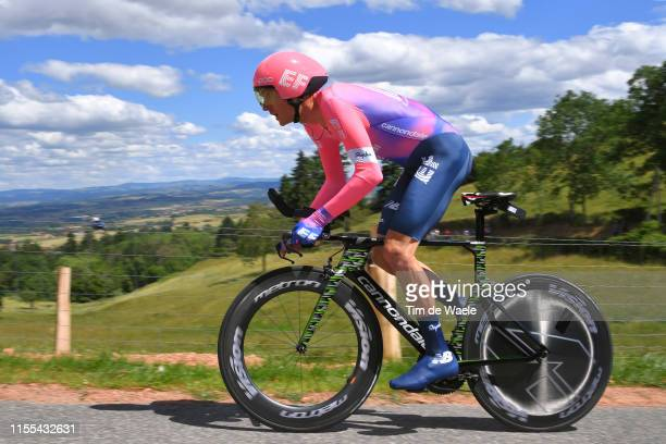 Tejay van Garderen of The United States and Team EF Education First / during the 71st Criterium du Dauphine 2019, Stage 4 a 26,1km Individual Time...
