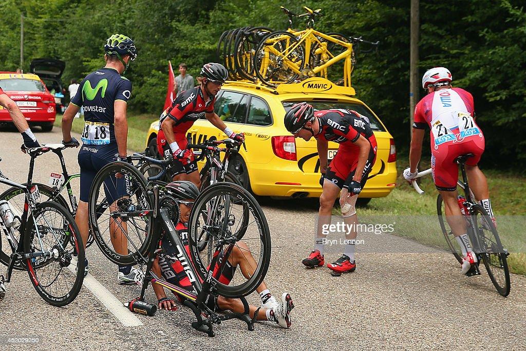 Le Tour de France 2014 - Stage Seven : News Photo