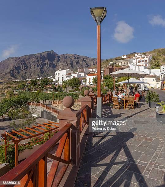 Tejeda in Gran Canaria, Canary Islands.