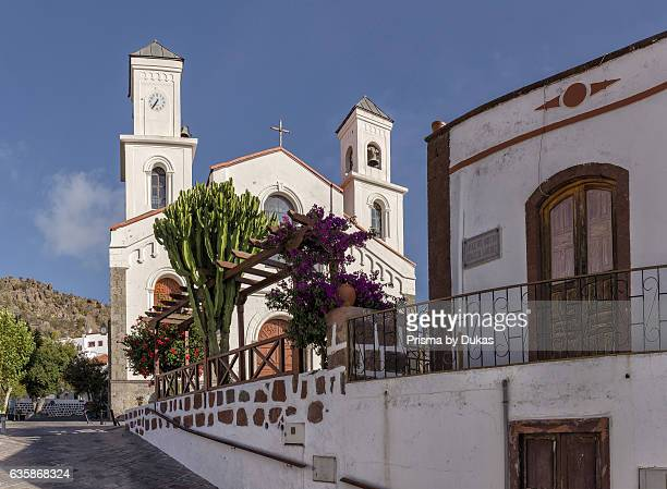 Tejeda in Gran Canaria Canary Islands