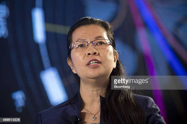 Tekreth Kamrang Cambodia's secretary of state at the ministry of commerce speaks at the Bloomberg ASEAN Business Summit in Bangkok Thailand on Friday...