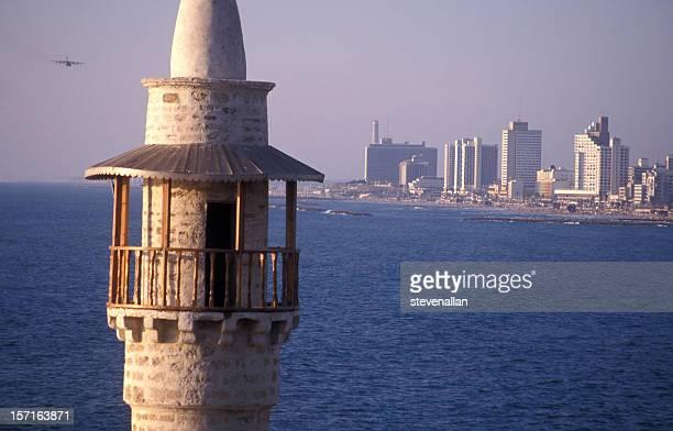 Tel-Aviv coastline Israel