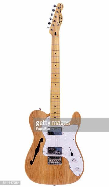 Telecaster Thinline electric guitar from Squier's Vintage Modified series
