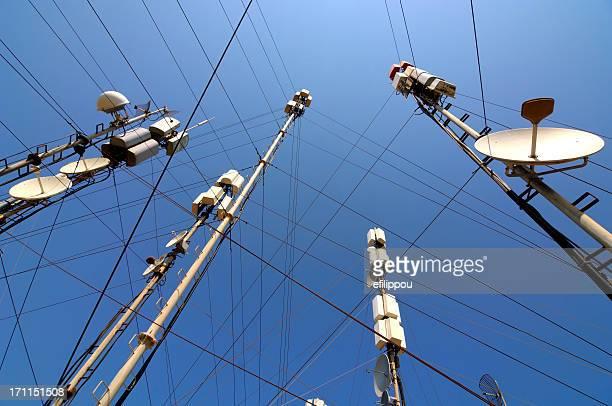 Comunicazione/telecomunicazioni alberi