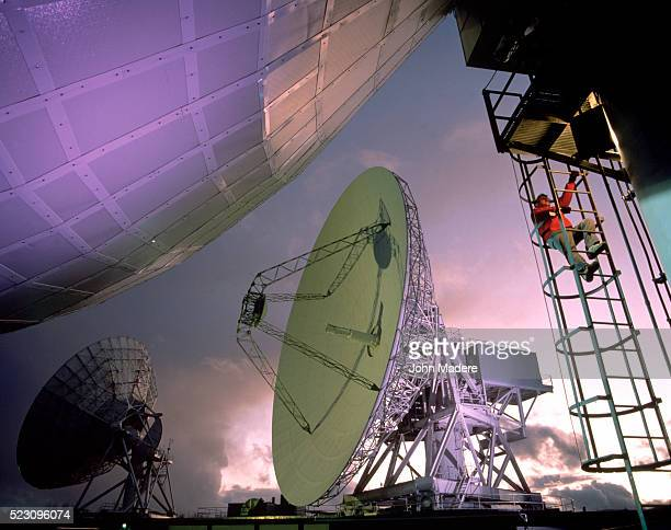 telecommunications - receiver stock pictures, royalty-free photos & images