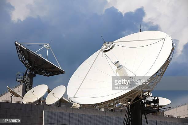 Telekommunikation Satelliten (XXXL