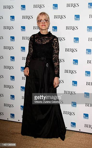 Telefilm Canada's executive director Carolle Brabant attends Telefilm Canada's Tribute To Canadian Talent Presents The Birks Canadian Diamond Prize...