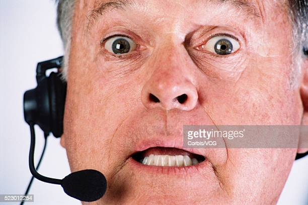 telemarketing troubles - ineptitude stock pictures, royalty-free photos & images