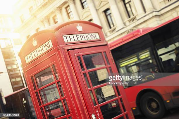 Telephone Booth on London Street