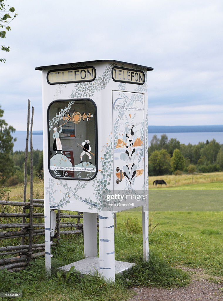 Unusual Public Telephones