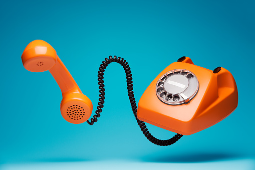 Telephone communication concept 1141182321