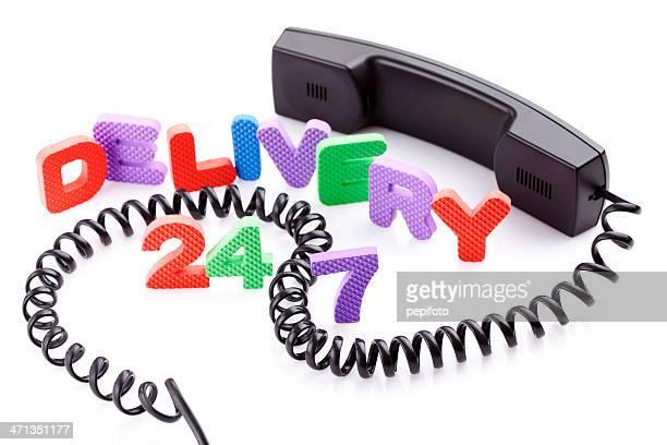 24/7 telephone