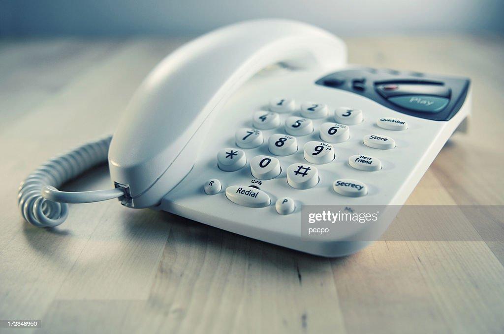 Serie di telefono : Foto stock