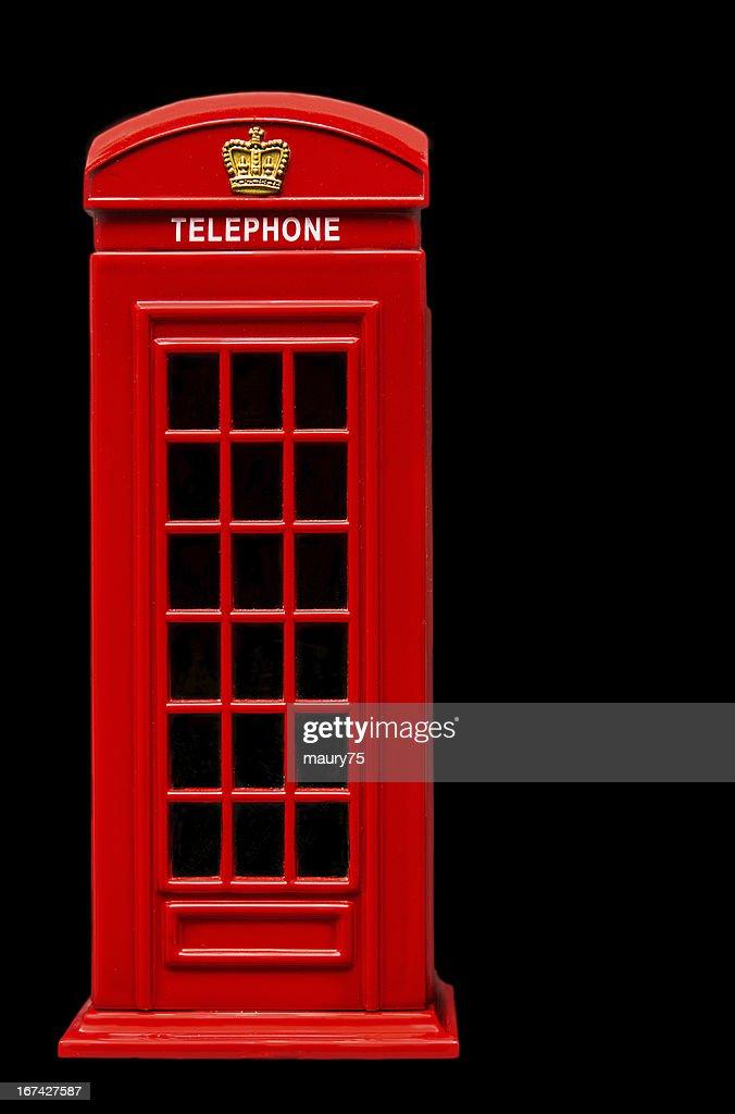 Telefone Reino Unido : Foto de stock