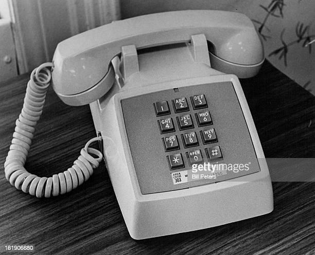 61981 JUN 4 1981 Telephones