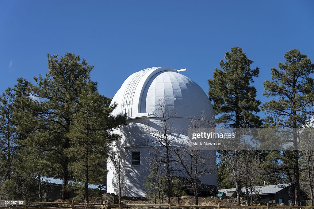 Telescope at Lowell Observatory : Stock Photo