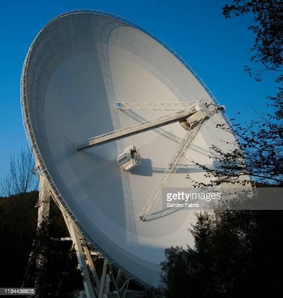 Telescope, dish, science astronomy, outdoor
