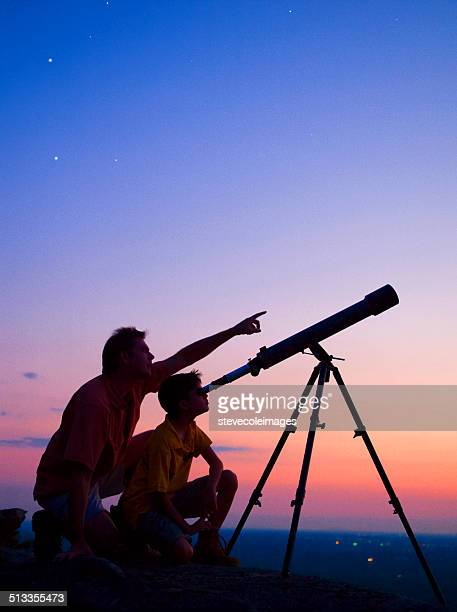 telescope - astronomy stock photos and pictures