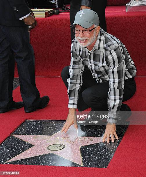 Televangelist Jim Bakker attends the ceremony honoring BeBe Winans and CeCe Winans with a star on the Hollywood Walk of Fame on October 20 2011 in...