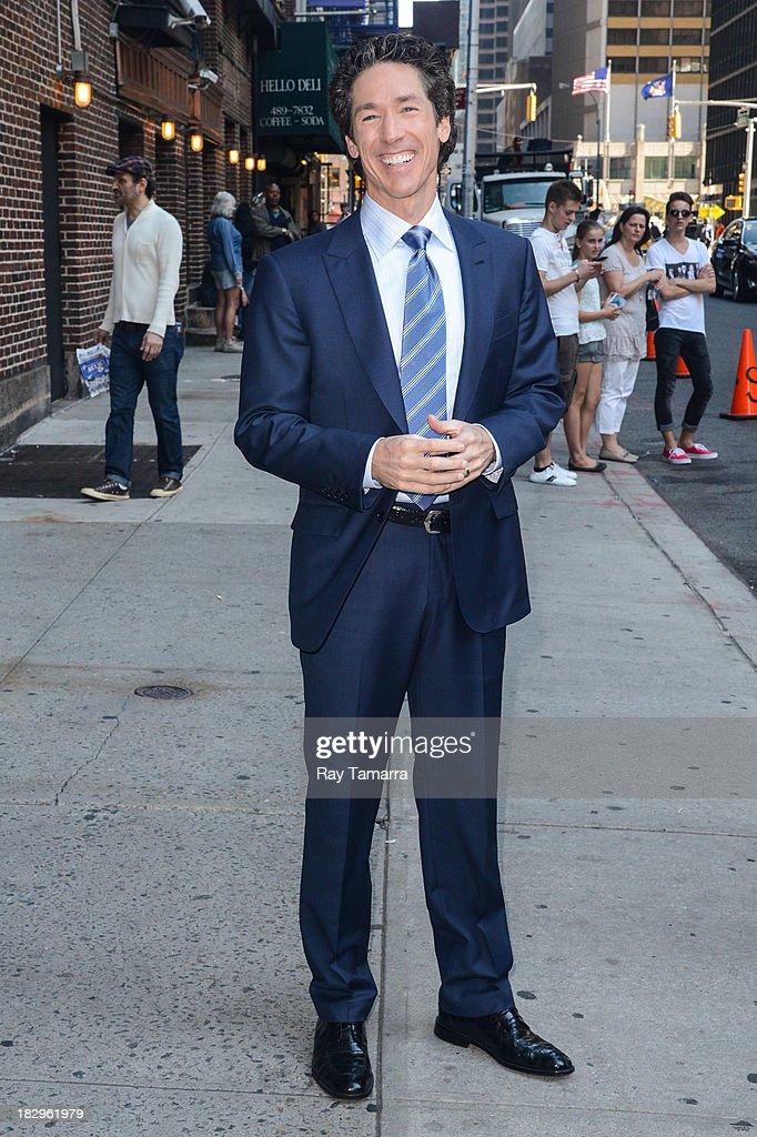 Celebrity Sightings In New York City - October 2, 2013