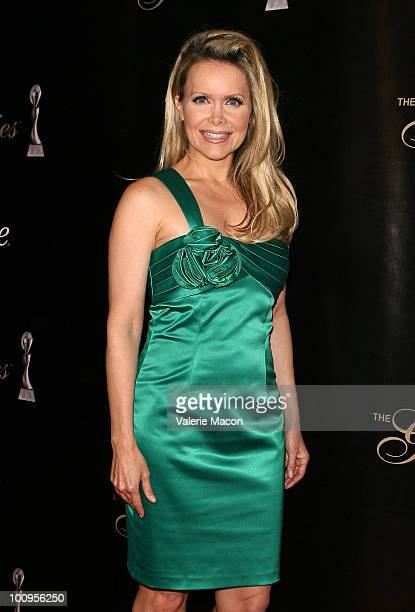Televisin personality Tamara Henry attends the Alliance For Women In Media's 2010 Gracies Awards on May 25 2010 in Beverly Hills California