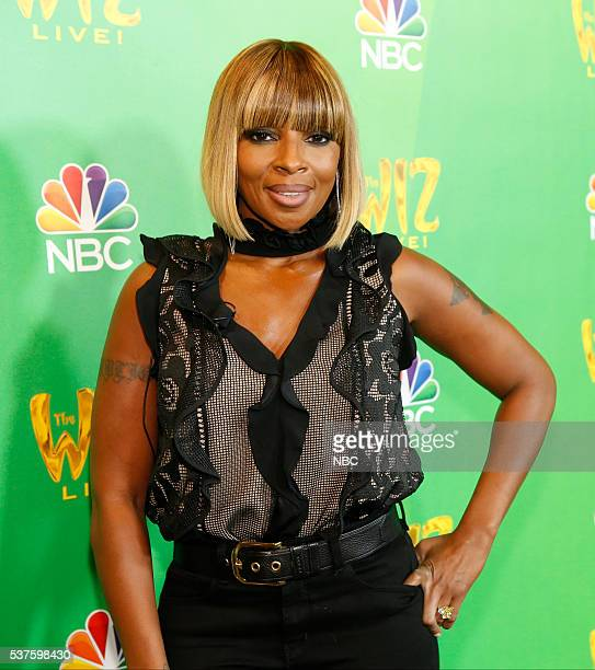 LIVE Television Academy Event at The DGA Los Angeles June 1 2016 Pictured Mary J Blige