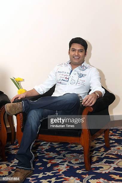 19 Starcast Promotes Upcoming Comedy Show Kapil Sharma Show