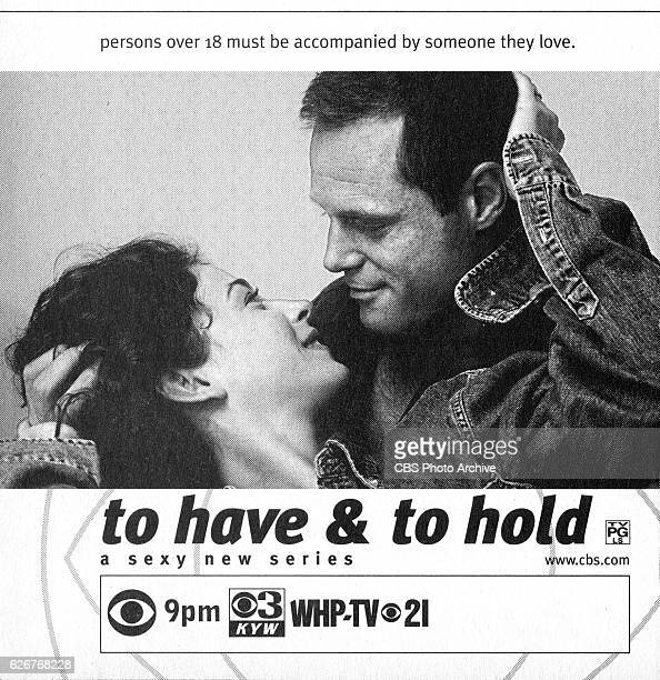 Television advertisement as appeared in the October 3 1998 issue of TV Guide magazine An ad for the Wednesday night drama To Have To Hold