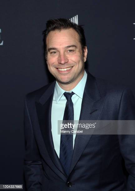 Television and film writer producer and director Hank Steinberg attends ABC's For Life New York premiere at Alice Tully Hall Lincoln Center on...