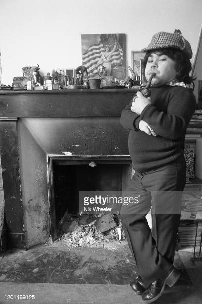 Television and Movie Actor Herve Villechaize 19431993 who played Tattoo in the TV series Fantasy Island and committed suicide in Los Angeles stands...