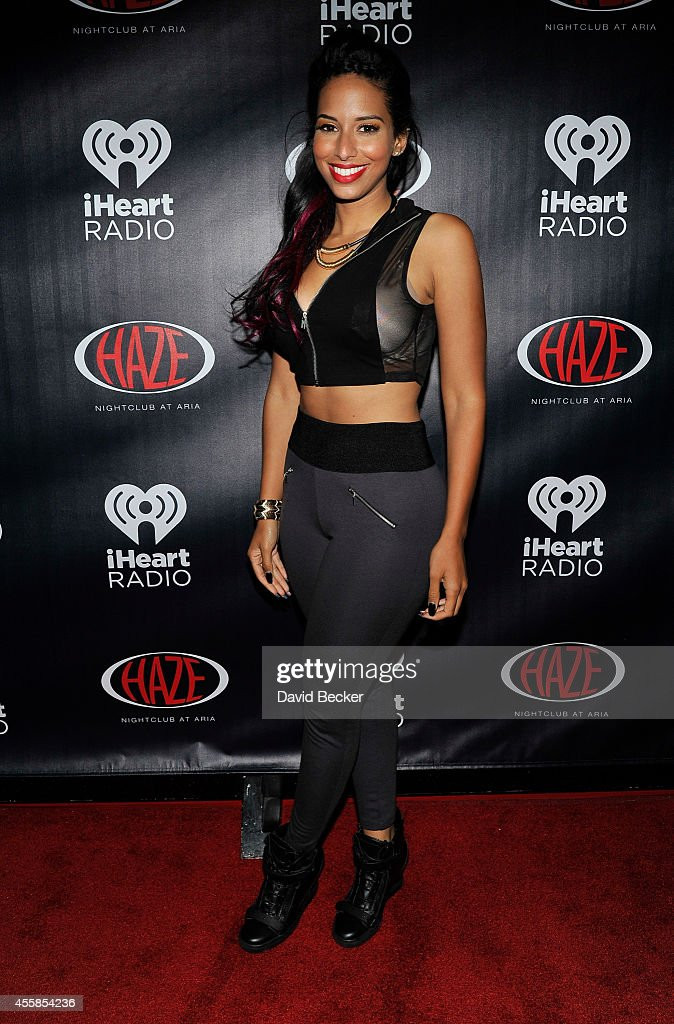 2014 iHeartRadio Music Festival - After Party : News Photo